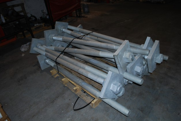 Large Anchor Bolts